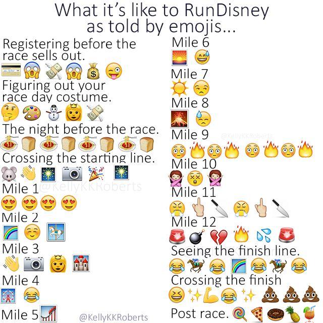 emojirunning